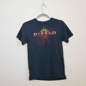 officially licenced diablo 3 tee size small